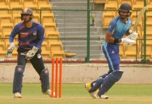 Devdutt Padikkal's fourth successive ton propels Karnataka into semi-finals