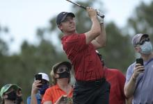 Video: Rory McIlroy Discusses Golfers Wearing Crimson for Tiger Woods Tribute