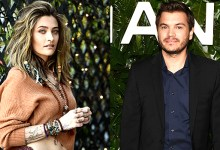 Paris Jackson, 22, Responds To Criticism Over Her Friendship With Emile Hirsch, 35