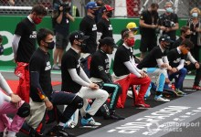 Will F1 drivers continue to bewitch a knee in 2021?