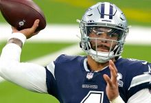 With contract in hand, Cowboys quarterback Dak Prescott need to elevate