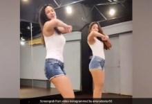 अमायरा दस्तूर ने Fabricate no longer Creep सॉन्ग पर हील्स में किया डांस, खूब वायरल हो रहा Video