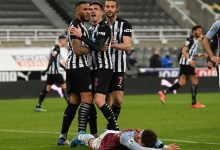Premier League: Jamaal Lascelles Rescues Essential Point For Struggling Newcastle vs Aston Villa