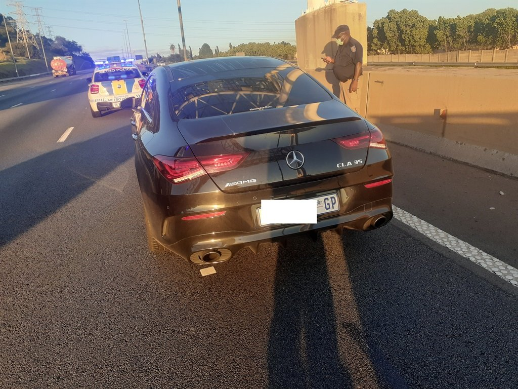 News24.com | Doctor claiming she was 'late for work' arrested for clocking 178km/h in Alberton