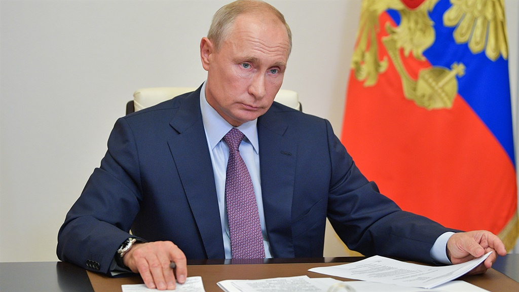 News24.com | Russia has vaccinated two million, says Putin