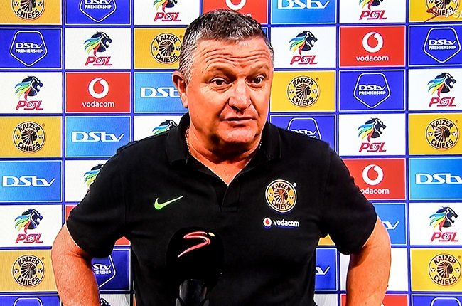 News24.com   Ex-Amakhosi striker comes to Gavin Hunt's defence: 'The players are not good enough'