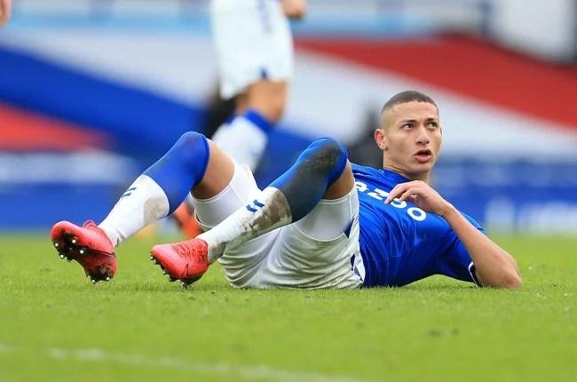 News24.com | Richarlison strikes to boost Everton's top-4 bid