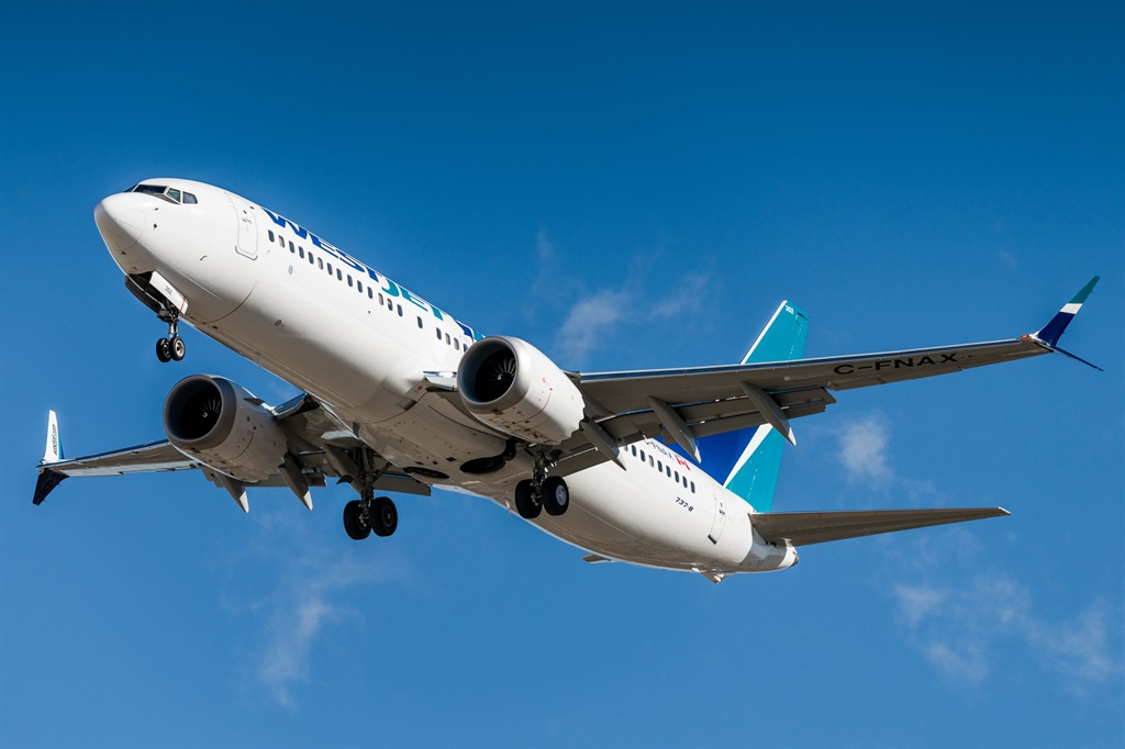 News24.com | United Airlines orders 25 more Boeing 737 MAX planes