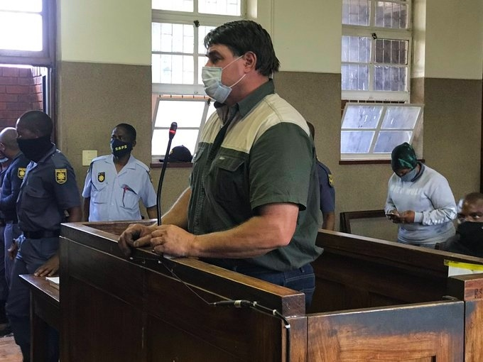 News24.com | Senekal unrest: André Pienaar's case postponed, psychiatric evaluation reports outstanding