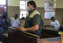 News24.com | Senekal unrest: André Pienaar's case postponed, psychiatric evaluation reports outstanding