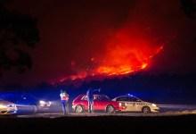 News24.com | Stellenbosch, Franschhoek blaze spreads to areas firefighters can't reach