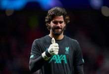 News24.com | Liverpool goalkeeper Alisson's father dies after drowning