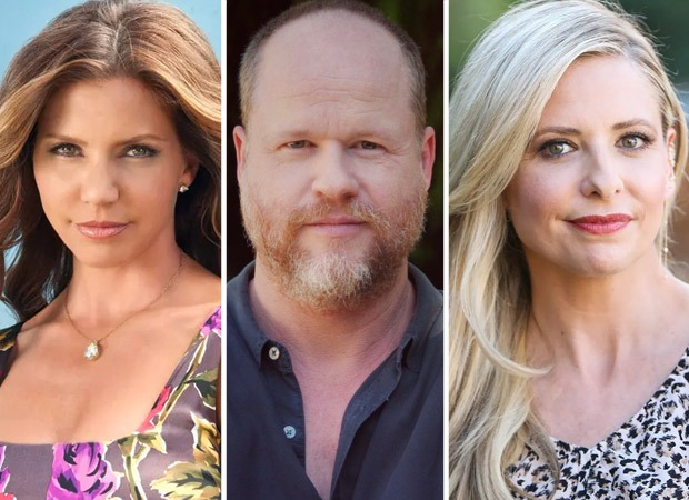 Charisma Carpenter alleges Joss Whedon abused his power on Buffy The Vampire Slayer; Sarah Michelle Gellar stands with survivours