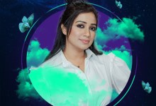 Shreya Ghoshal releases a soulful, post-pandemic single, 'Angana Morey'