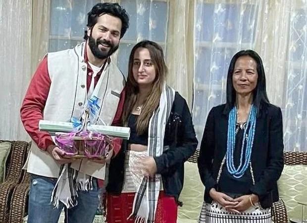 वरुण धवन और नताशा दलाल ने अरुणाचल प्रदेश के अग्नि पीड़ितों के लिए 1 लाख रुपये का दान दिया