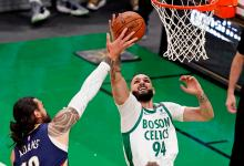 Celtics' Evan Fournier will not travel with team on West Coast road trip