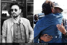 बाबिल ने शेयर की पिता इरफान खान और अमिताभ बच्चन की थ्रोबैक Photos, लिखा