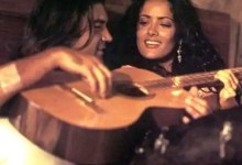 Salma Hayek says shooting Desperado's sex scene with Antonio Banderas was very traumatic; REVEALS her father and brother left the theatre