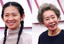 ऑस्कर 2021 लाइव अपडेट्स: च्लोए झाओ और यूं युवा-जंग बैग ऐतिहासिक 93 वें अकादमी पुरस्कार