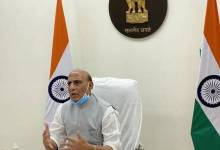 Rajnath Singh throws open health facilities at defence establishments for Covid patients
