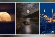 Most stunning photos of Pink Supermoon from around the world, see pictures
