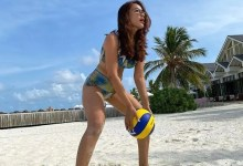 Qubool Hai actress Surbhi Jyoti finds paradise in Maldives; take a look at her hot vacation pictures