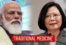 India teams up with Taiwan's NRICM; donates Rs 15 lakh for Chinese medicine research