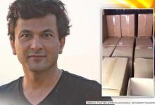 Vikas Khanna to send 500 oxygen concentrators, 5K PPEs kits to pens strong message