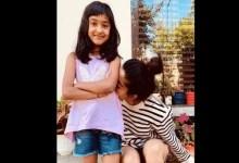 रश्मिका मंदाना ने अपनी छोटी बहन का जन्मदिन, घर से दूर मनाया