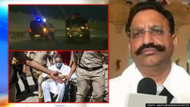 Don Mukhtar Ansari back in Banda jail after legal strife; wife fears encounter in UP