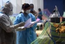 महाराष्ट्र में पिछले 24 घंटे में कोरोना के 53,605 नये मामले दर्ज, मुंबई में थोड़ी राहत