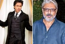 शाहरुख खान और संजय लीला भंसाली ने इज़हार के लिए बातचीत की;  शाहरुख एक ऐसे व्यक्ति की भूमिका निभाते हैं जो प्यार के लिए नॉर्वे में साइकिल चलाता है