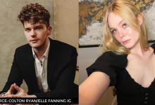 Colton Ryan to join Elle Fanning in the Hulu series 'The Girl from Plainville'