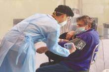 Covid-19: आठ राज्यों में एक लाख या उससे अधिक उपचाराधीन मामले