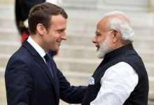 PM Modi speaks to French President Emmanuel Macron on phone, discusses bilateral, regional issues