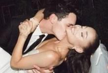 एरियाना ग्रांडे की शानदार शादी की तस्वीरें इंस्टाग्राम पर इतिहास रचती हैं