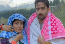 Hina Khan माइनस टेम्परेचर में बुरी तरह लगी कांपने, बोलीं