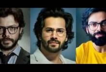 वरुण धवन, विराट कोहली, अल्वारो मोर्टे के दाढ़ी वाले लुक में मुंबई पुलिस ने दिया मजेदार ट्विस्ट