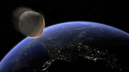 Asteroid as tall as Eiffel tower to zip past Earth