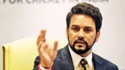 Anurag Thakur counters Chidambaram, says economy will rebound in times ahead