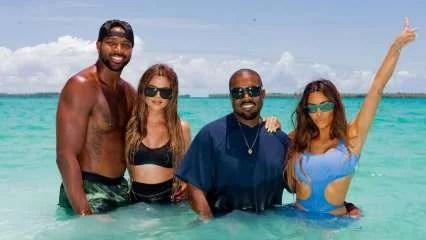 Amid Kim Kardashian-Kanye West's divorce, Khloe Kardashian wishes her 'brother for life' on birthday