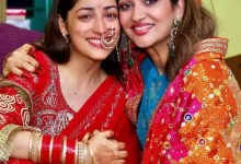 Yami Gautam defines new sister goals with the love she showers on younger sis, Surilie, in her new mehndi video