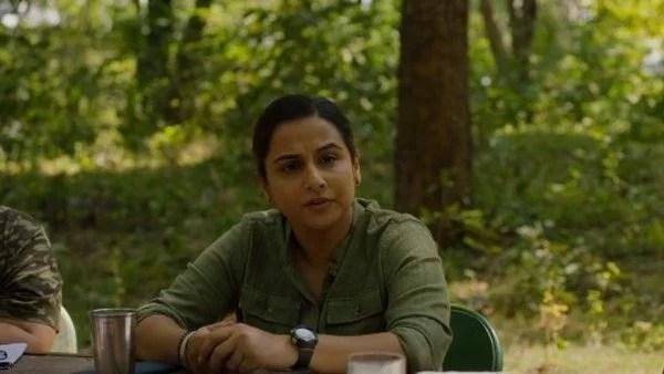विद्या बालन: आई बिलीव एवरी वुमन इज शेरनी;  बाघिन बनने के लिए दहाड़ने की जरूरत नहीं