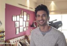 When Sushant Singh Rajput gave a tour of his Bandra check out video