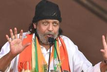 Kolkata Police questions BJPs Mithun Chakraborty over controversial election speech
