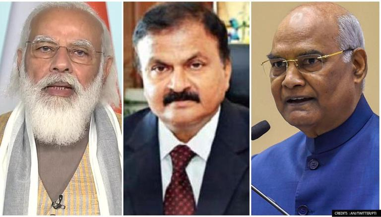 DPIIT Secy Dr Mohapatra passes PM Modi, President Kovind other leaders pay tribute