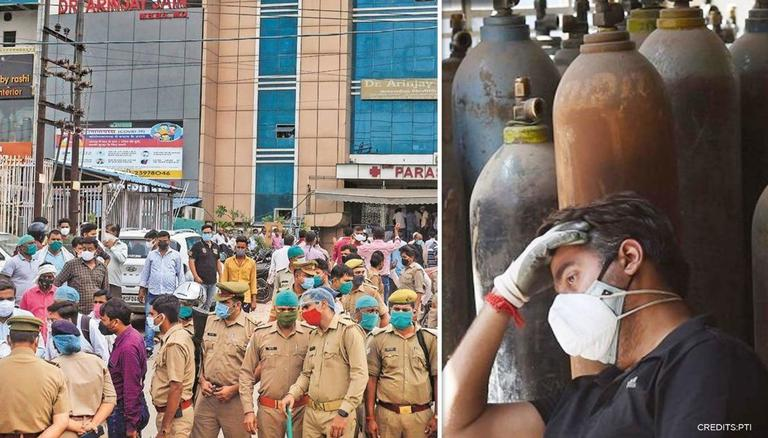 Agra: Death Audit Committee says '22 deaths not due to oxygen shortage' at Paras Hospital
