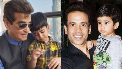 Father's Day Exclusive: Tusshar Kapoor opens up on son Laksshya, opting for IVF, bond with father Jeetendra