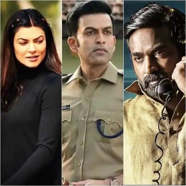 Trending OTT News Today: Sushmita Sen expresses gratitude as Aarya turns 1, Prithviraj releases teaser of Cold Case, Vijay Sethupathi to join The Family Man 3 cast and more