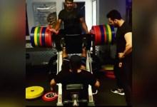 यो यो हनी सिंह ने पैरों से उठा लिया 358 किलो वजन, बार-बार देखा जा रहा दमदार Video